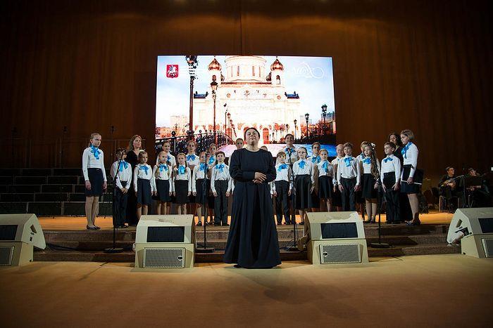 Московский фестиваль хоров воскресных школ соберет более 300 участников