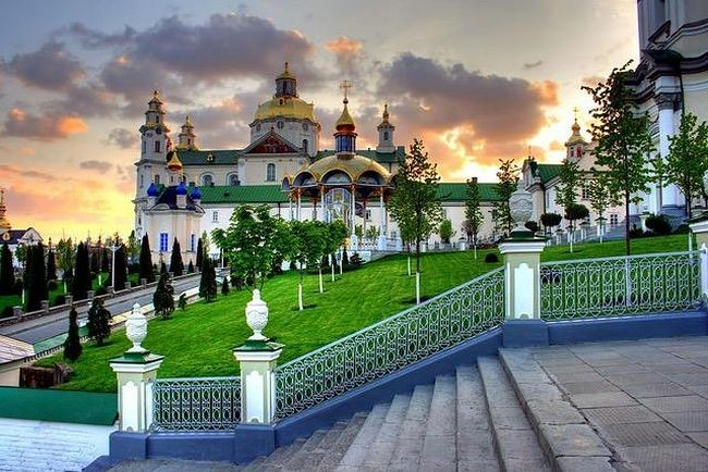 Pochaev Lavra. Photo: Monasteries.org.ua.