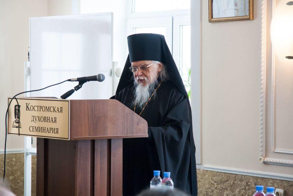 Председатель Синодального отдела по церковной благотворительности провел семинар по больничному служению в Костроме