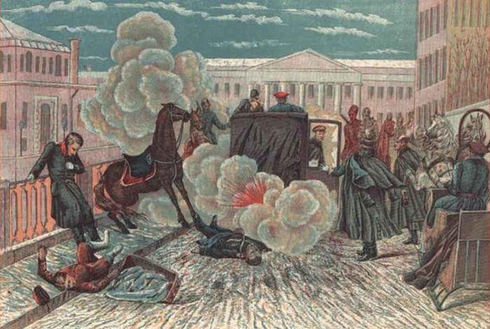 Покушение на Александра II