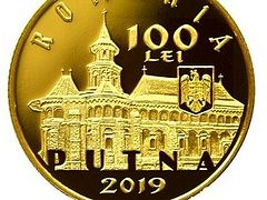 Romania: New gold coin marks 550th anniversary of church consecration at the Putna Monastery