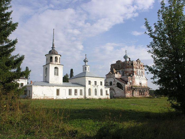 Артемиево-Веркольский монастырь