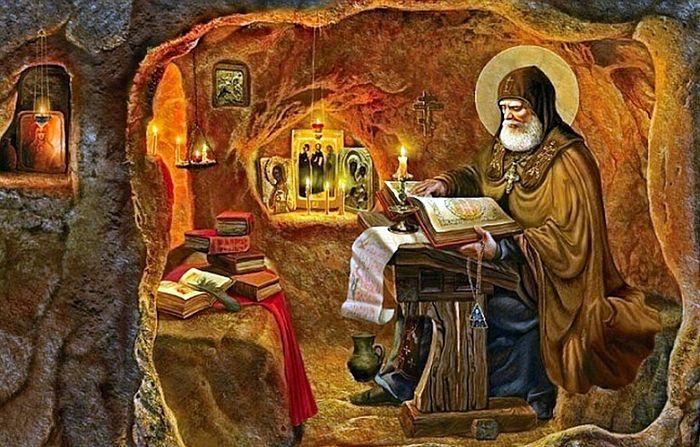 Saint Nestor the Chronicler of Kiev