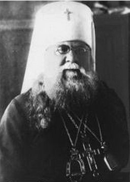 """First Hierarch of the """"synodal-renovationist"""" UOAC, Metropolitan Pimen Pegov"""