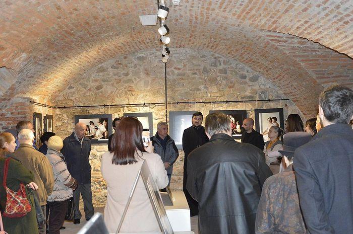 В румынской Альба-Юлии проходит выставка о семье Николая II