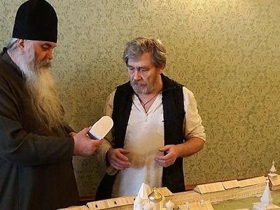 Для церковно-археологического музея Нижегородской епархии изготавливается макет Вознесенского Печерского монастыря