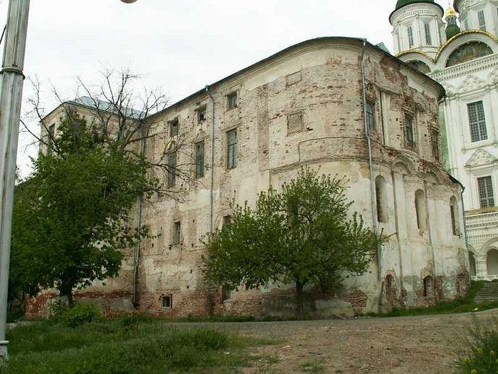 Отреставрированы Архиерейские палаты Астраханского Кремля