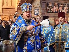 """Ukrainian schismatics continue liberalizing trend: """"Bishop"""" says they will serve funerals for Catholics"""