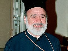 Greek Archbishop Stylianos of Australia reposes in the Lord
