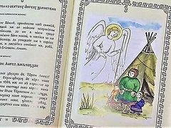 Prayer book in Siberian Khanty language published for first time