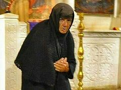 Eldress Catherine of Deir El Natour Monastery in Lebanon reposes in the Lord (+ VIDEOS)