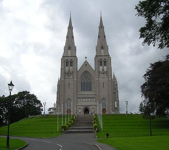 St. Patrick's RC Cathedral in Armagh