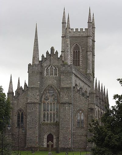 The Holy Trinity Cathedral in Downpatrick, Down