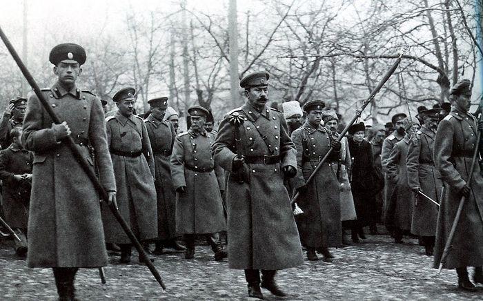 Атаман Всевеликого войска Донского Африкан Петрович Богаевский. 1919 год.