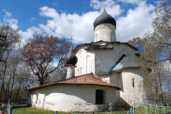 Псковская область: противоаварийные и реставрационные работы в Мелётовской церкви намечены на этот сезон