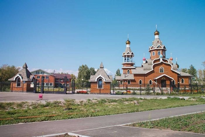 При участии Церкви в Бердске открыт центр реабилитации для детей с инвалидностью