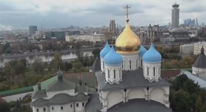 Телеканал «Спас» покажет фильм митрополита Илариона «Монастырь»