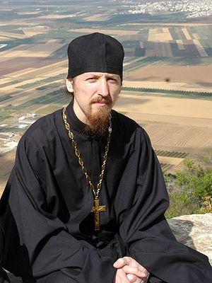 Игумен Киприан (Партс). Фото: иером.Игнатий (Шестаков)