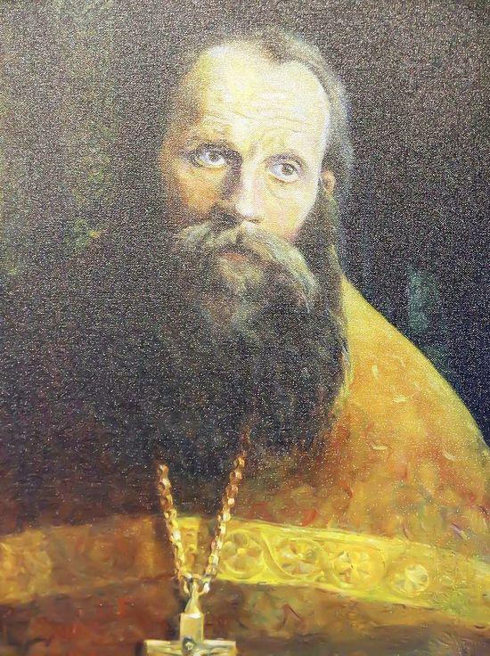 Cвященник Валерий Поведский