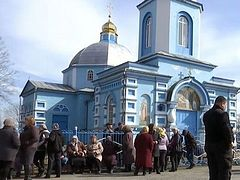 European Court of Human Rights opens proceedings in case of canonical Ukrainian parish