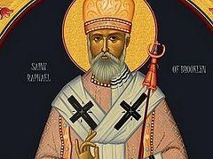 Ukrainian Holy Synod establishes new feast days, officially adds St. Raphael of Brooklyn to liturgical calendar