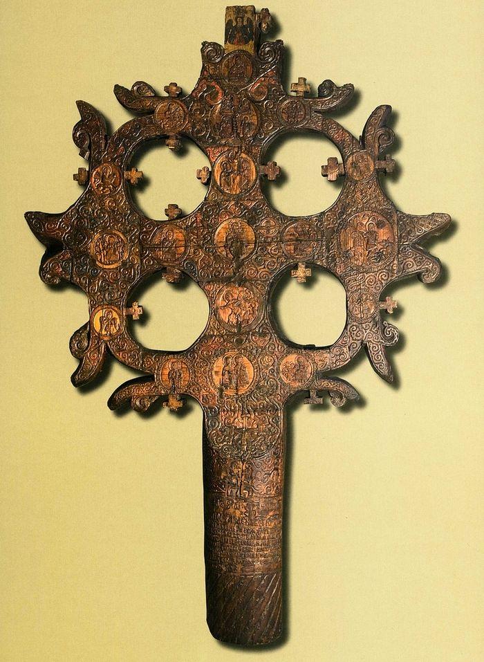 Людогощенский крест