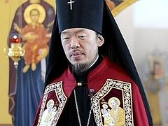 Ethnic Korean bishop appointed for Russian Church's Korean Diocese