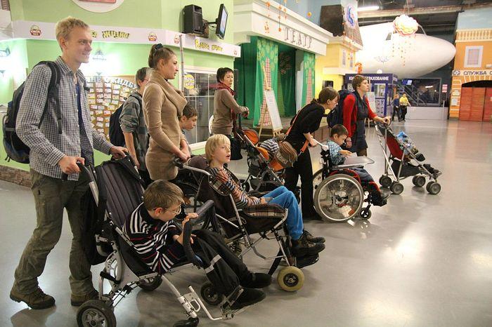 Партнерство благотворительных организаций «Перспективы» при поддержке Синодального отдела по благотворительности запускает курс обучения помощи инвалидам