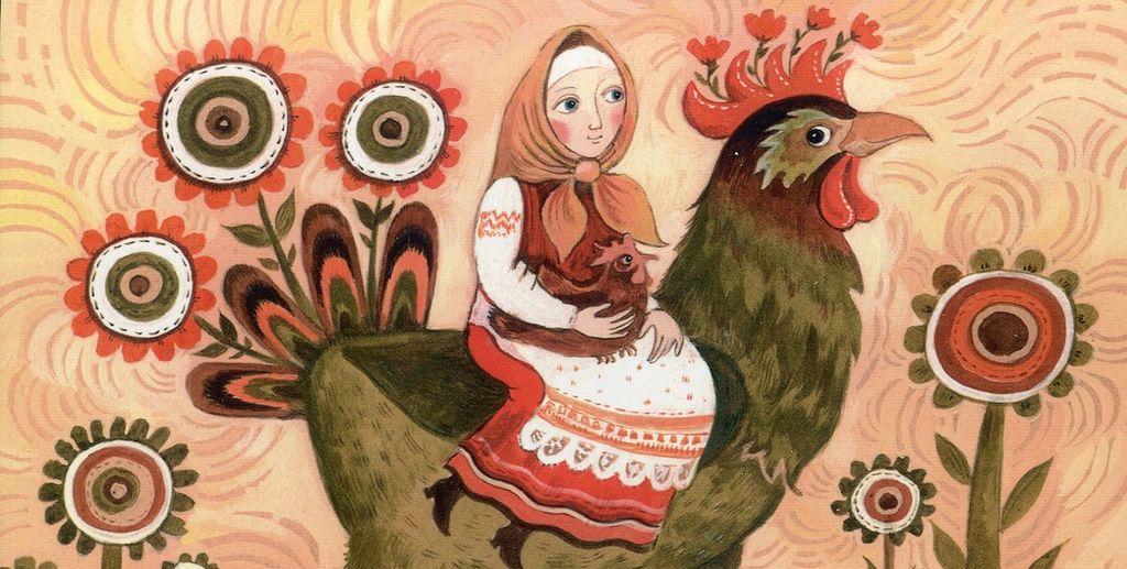 Мария Минаева. Добрые картинки и задумчивые стихи / Православие.Ru