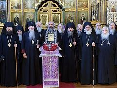 Epistle of the Clergy of the Western American Diocese, Russian Orthodox Church Outside of Russia