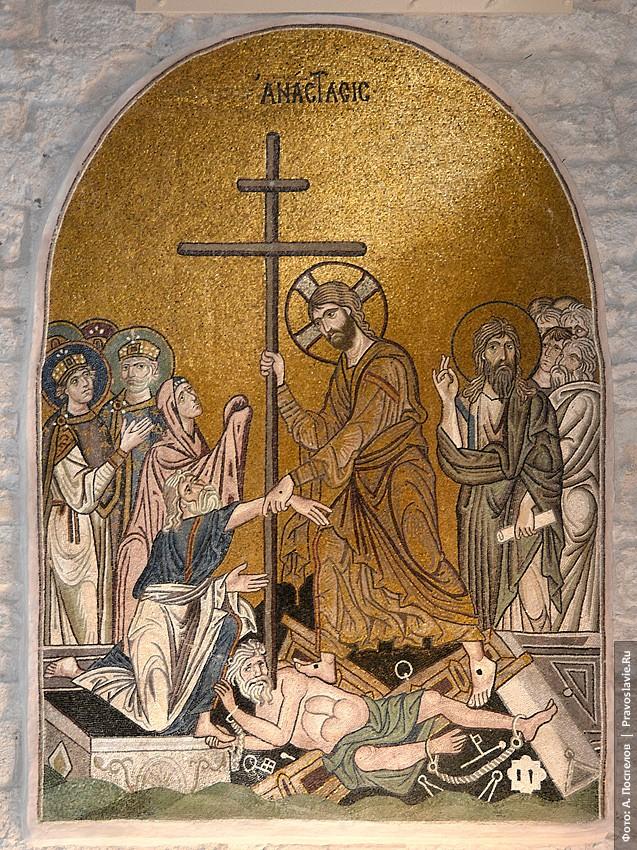 Ανάσταση του Χριστού. Κάθοδος στον Άδη
