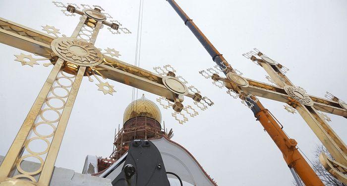 Строительство крупнейшего в Москве храмового комплекса начнется в мае
