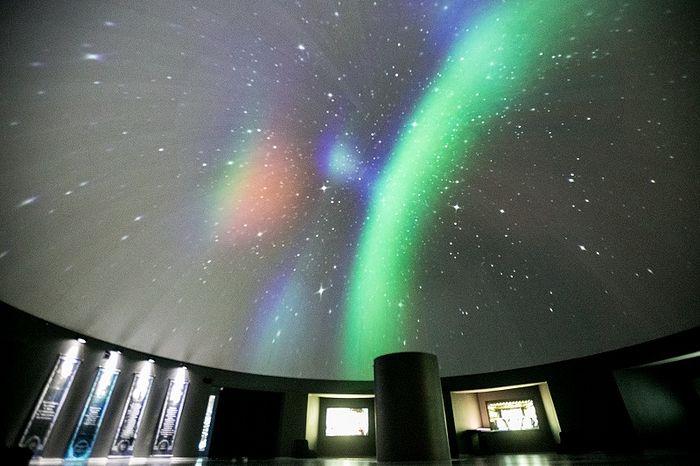 Ко Дню космонавтики исторический парк «Россия - Моя история» на ВДНХ покажет полнокупольное космическое шоу