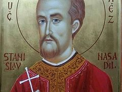 20th-century hieromartyr canonized by Czech-Slovak Church