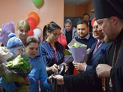 Russian Church plans to launch 70 projects in support of motherhood and family in 2019