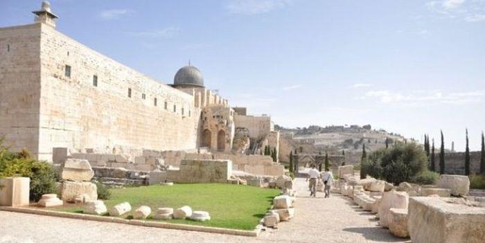 Кафедра библеистики Санкт-Петербургской Духовной Академии представила новый сайт по библейской археологии