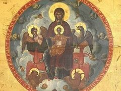 The Saturday of the Akathist Hymn. Laudation of the Most Holy Theotokos