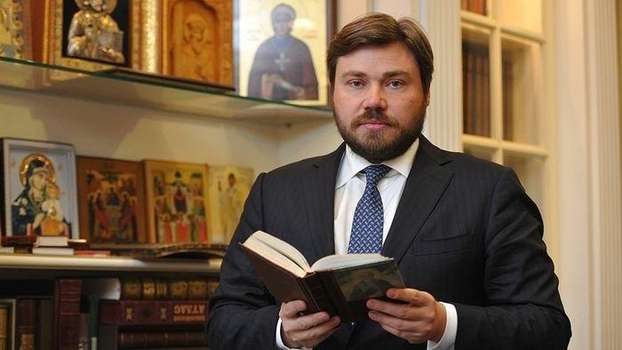Константин Малофеев избран заместителем Патриарха в ВРНС