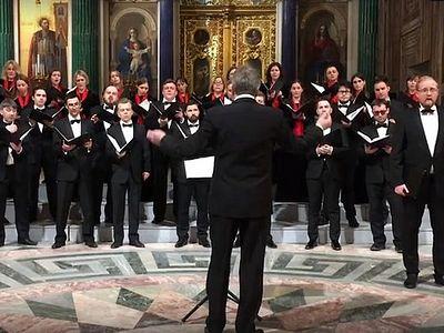 В Петербургской епархии сочли неуместным как саму песню о бомбардировке США, так и то, что ее спели в Исаакиевском соборе