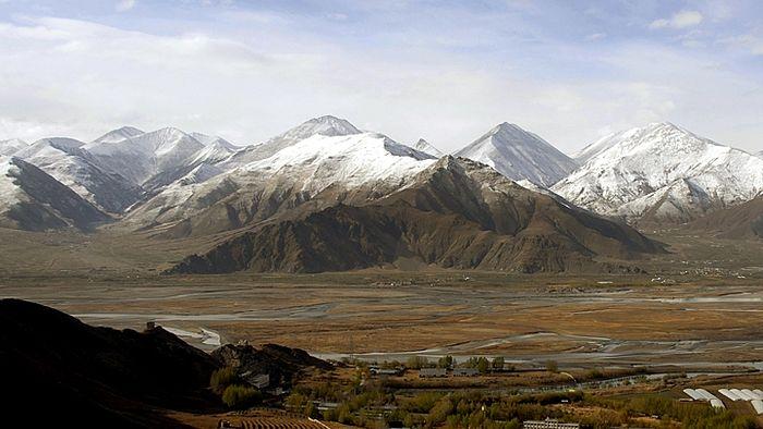 Тибет. Фото: www.globallookpress.com