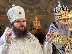 Met. Onuphry leads consecration of Ukrainian Church's 100th bishop (+ VIDEO)