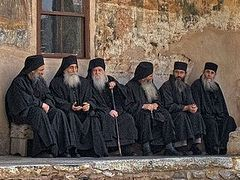 The Unfortunate Opinion of the Representatives of the Great Lavra, Iveron, Koutloumousiou, and New Esphigmenou