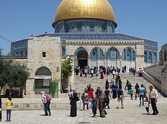 Fire breaks out on Temple Mount (+ VIDEO)