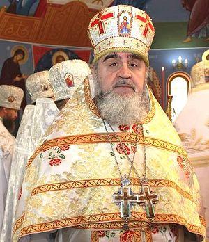 Mitered Archpriest Dimitry Sydor