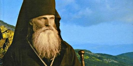 Saint Alexy's relics lie uncorrupt to this day