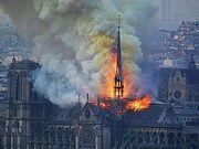 Владимир Легойда: Пожар в соборе Парижской Богоматери — великая трагедия, которая не оставила равнодушными православных верующих в России
