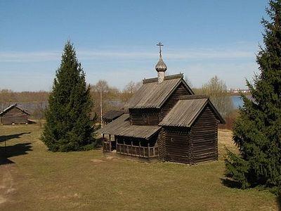 Посвященная истории средневекового храма выставка открылась в Новгороде