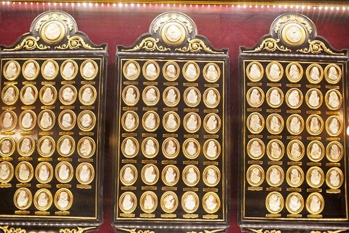 Реликвии Нотр-Дам. Фото: Екатерина Загуляева
