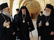 На Кипре проходит встреча Предстоятелей четырех Поместных Церквей по «украинскому вопросу»