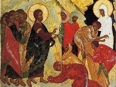 Spiritual instruction on St. Lazarus Saturday